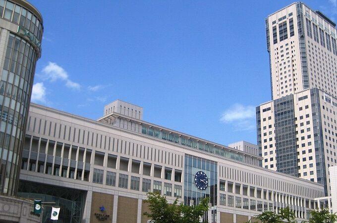 JR札幌駅南口
